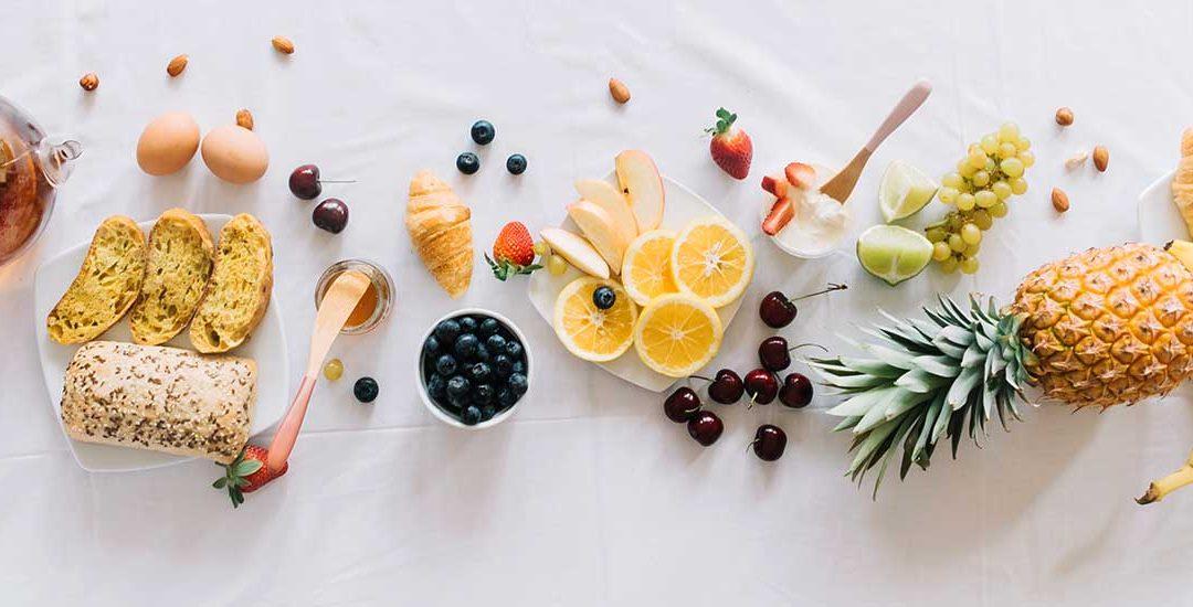 Składniki pokarmowe w żywności