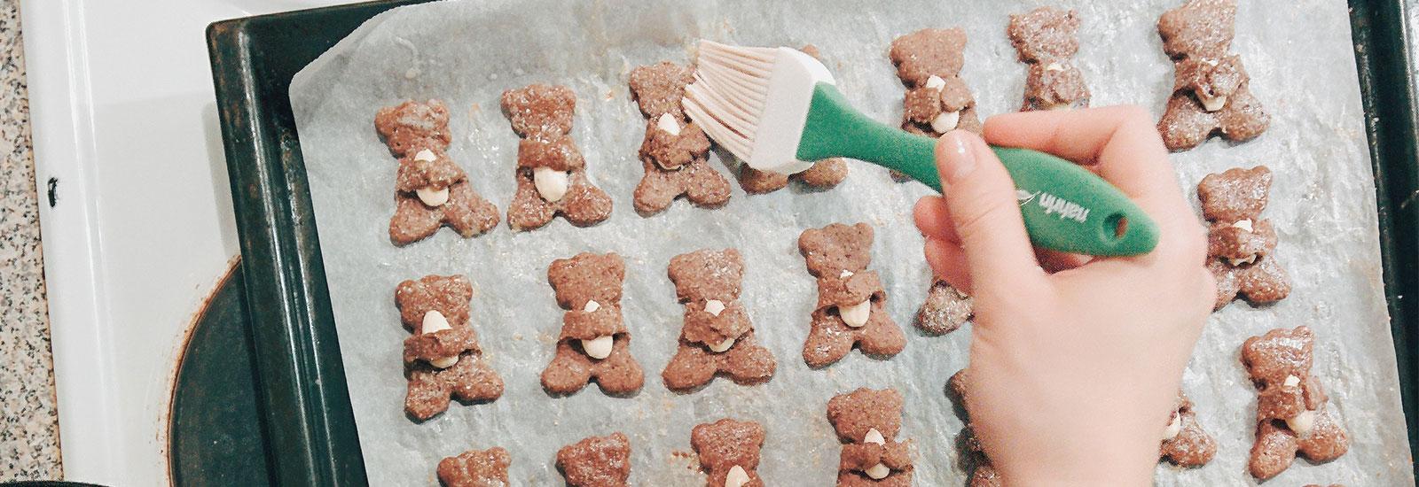 Klasyczne kruche ciasteczka