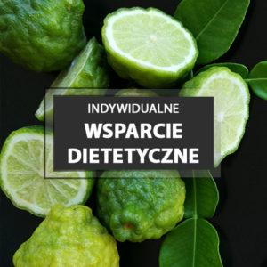 indywidualne wsparcie dietetyczne
