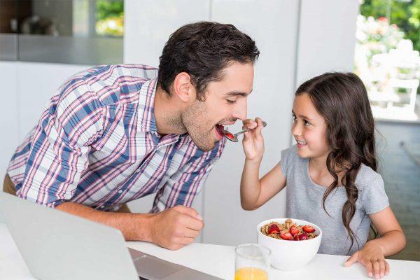 śniadanie dla dziecka warsztaty dietetyczne kreator zdrowia śniadanie